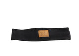 Arbii Black Bow Sweatband