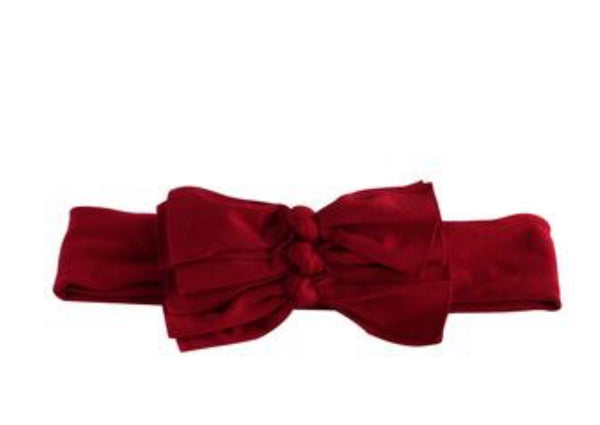 Arbii Triolet Bow Red
