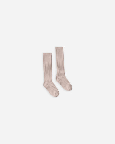 Rylee & Cru Petal Solid Knee Socks