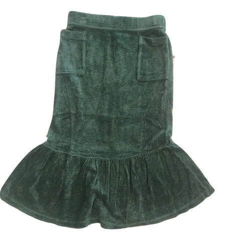 Morley Emerald Green Midi Skirt