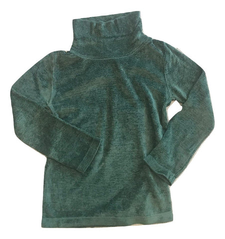 Morley Emerald Green Turtleneck