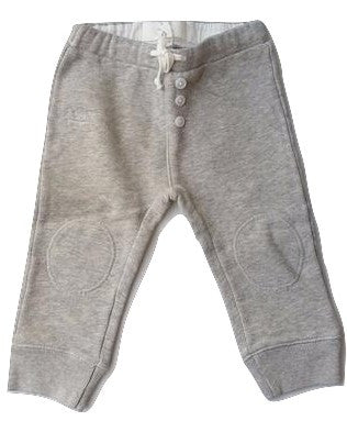 Zadig et Voltaire Grey Sweatpants with buttons