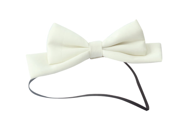 Arbii Dolly Baby Bow Winter White