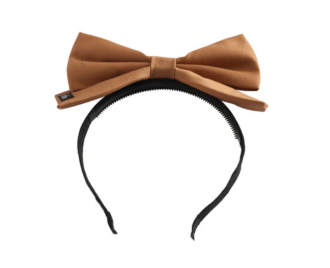 Arbii Sweet Honey Dolly Bow Headband