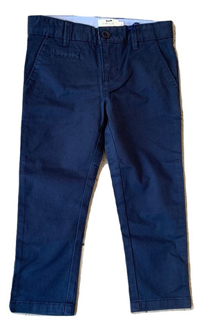 Cyrillus Paris Navy Chino Pants