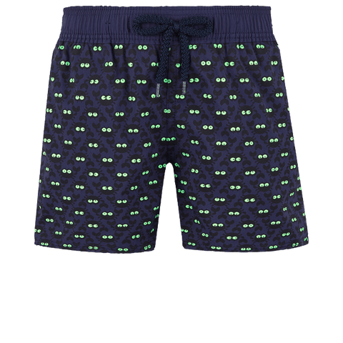 Vilebrequin Swim Trunks Glow in the Dark Crabs
