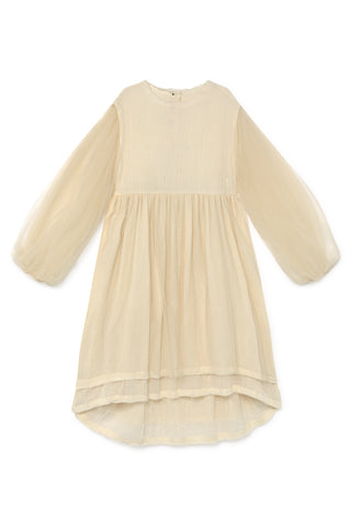 Little Creative Factory Cream Muslin Fairy Dress