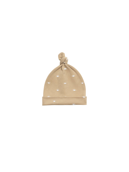 Quincy Mae Honey Sun Knotted Baby Hat