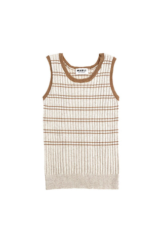 Mabli Sand Mabon Tank Top & Bloomer