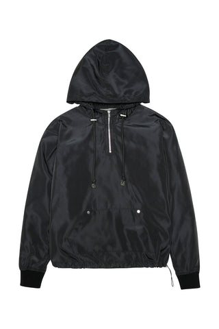 The New Society Dark Grey Phoenix Rain Jacket