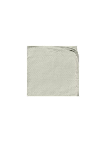 Quincy Mae Sage Pointelle Baby Blanket