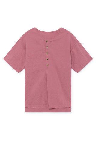 Little Creative Factory Mauve Washi Long Shirt
