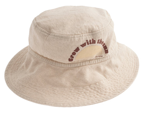 Tocoto Vintage Grow with the Sun Hat