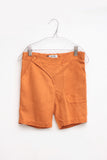 Motoreta Orange Pocket Pant