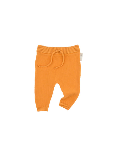 Tinycottons Brick Solid Knit Baby Pant