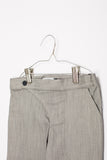 Motoreta Grey Denim Pocket Shorts
