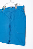 Motoreta Blue Pocket Shorts