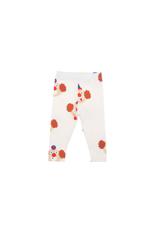 Tinycottons Off-White Clowns Pant
