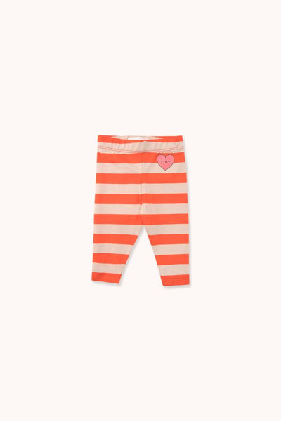 Tinycottons Red Heart Stripes Pant