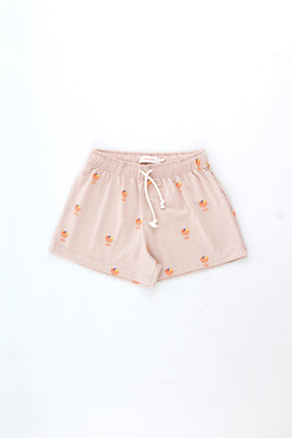 Tinycottons Dusty Pink Ice Cream Cup Short