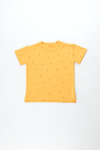 Tinycottons Yellow Starfish Tee