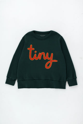 Tinycottons Ink Blue Tiny Sweatshirt