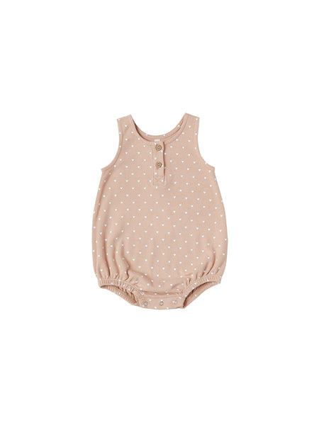 Quincy Mae Petal Hearts Sleeveless Bubble