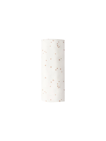 Quincy Mae Ivory Star Baby Swaddle