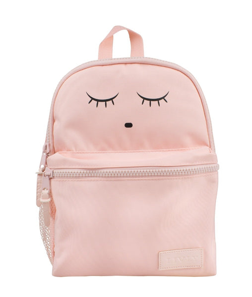 Livly Stockholm Pink Sleeping Cutie Backpack