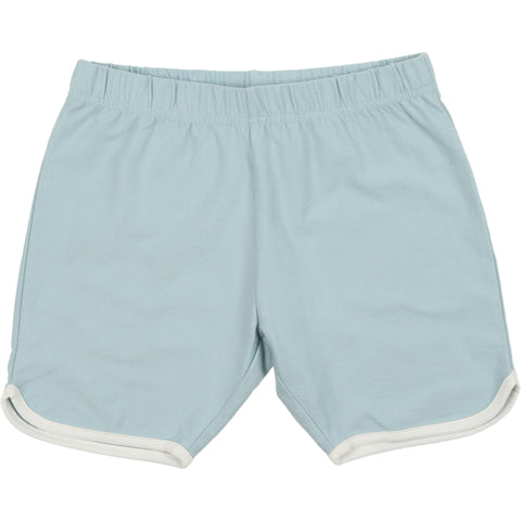 Coco Blanc Pale Blue French Terry Shorts
