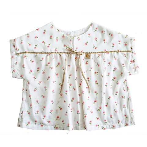 Cosmosophie Floral Mussa Blouse