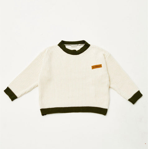 The Campamento Patch Jumper