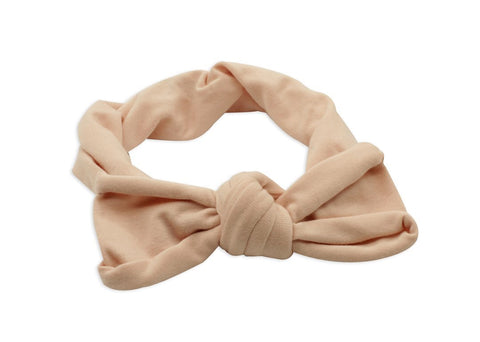Arbii Floppy Bow Light Pink Blush Pink