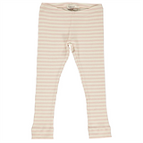 MarMar Copenhagen Rose & Off-White Stripe Modal PJ Set