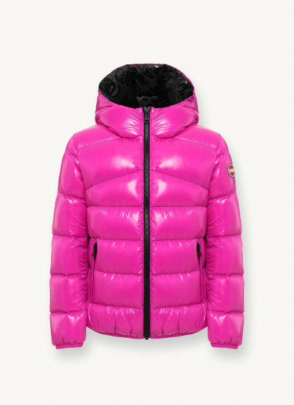 Colmar Pink Hooded Winter Jacket