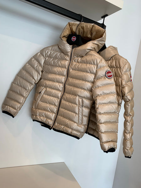 Colmar Bronze Hooded Winter Jacket