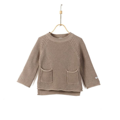 Donsje Amsterdam Light Taupe Stella Sweater