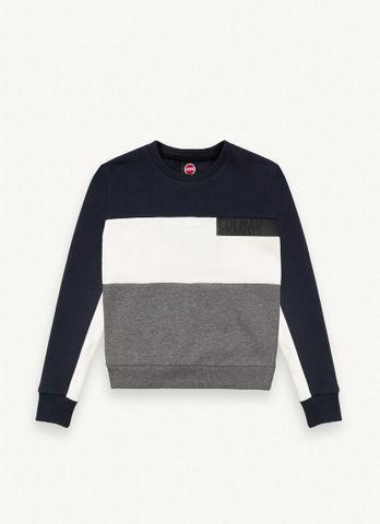 Colmar Logo Color Block Sweater