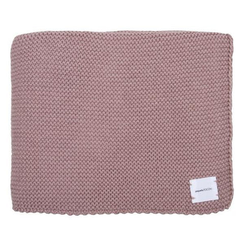 Pequeno Tocon Pink Knit Blanket