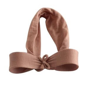 Arbii Dusty Dusty Pink Silkberry Bow