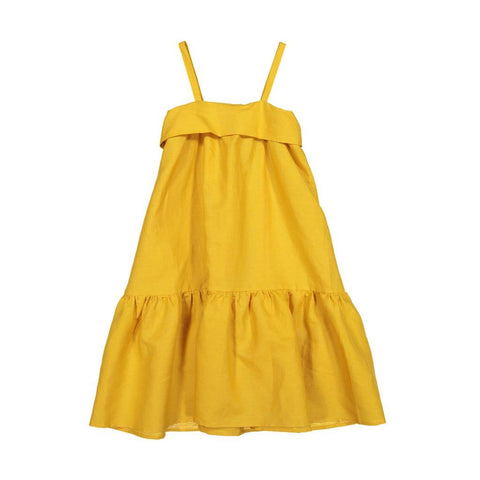 You and Me Yellow Dress