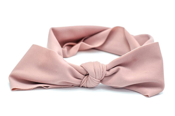 Arbii Floppy Bow Antique Rose