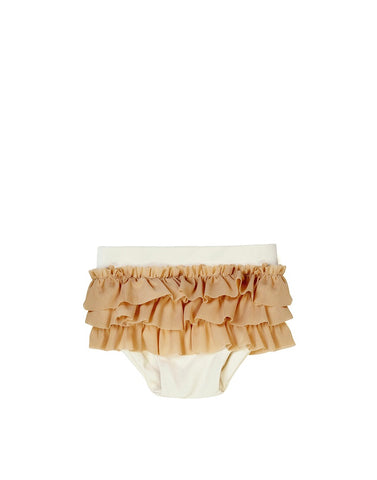 Little Creative Factory Ivory Baby Degas Swim Culottes