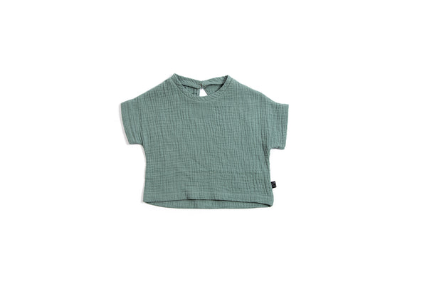 Monkid Teal Shirt