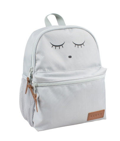Livly Stockholm Grey Sleeping Cutie Backpack