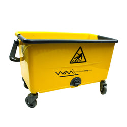 Wholesalemop 42L No touch Flat Microfiber Mop Bucket Trolley