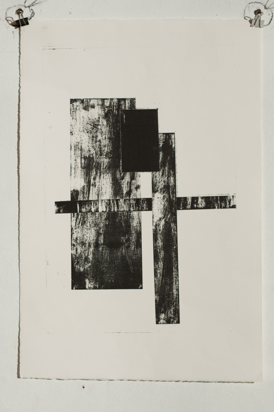 Manuel Zeitlen - Untitled 7 - Lithograph Print on Archival Paper