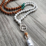 Calm Intention Mala