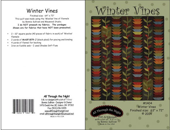 Winter Vine by Bonnie Sullivan