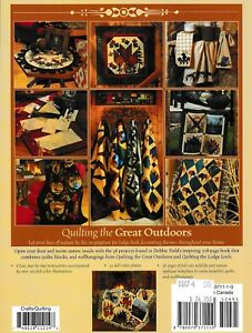Quilting the Great Outdoor by Debbie Field